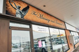 massage and treatment clinic