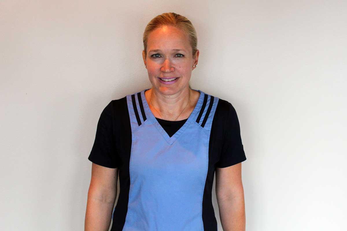 Julie Tessier-Woodcock BSc, RMT
